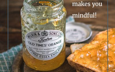 Marmalade makes you mindful!